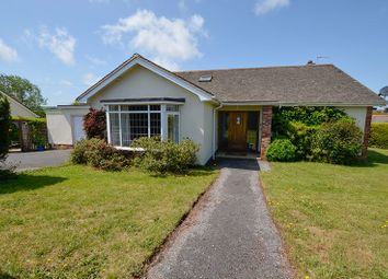 Thumbnail 5 bed detached bungalow for sale in Manor Bend, Galmpton, Brixham