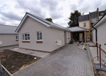 Thumbnail 2 bed detached bungalow for sale in Plot 6 The Orchard, Vineyard Place, Wellington, Telford