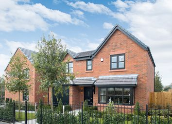 Thumbnail 4 bed detached house for sale in Bee Fold Lane, Wigan