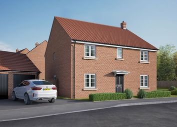 "Thumbnail 5 bed detached house for sale in ""The Attingham"" at Fraser Road, Priory Business Park, Bedford"