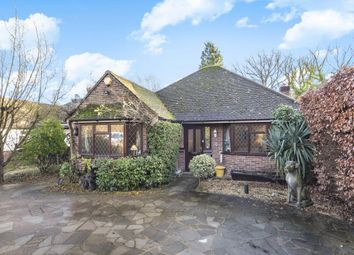Thumbnail 3 bedroom detached bungalow for sale in Broadmead Road, Woking