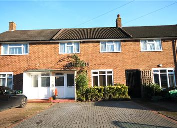 Thumbnail 3 bed terraced house for sale in Merland Rise, Tadworth