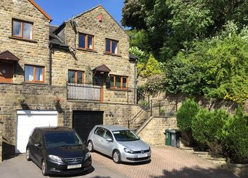 Thumbnail 3 bed semi-detached house for sale in Bank Gate, Slaithwaite, Huddersfield