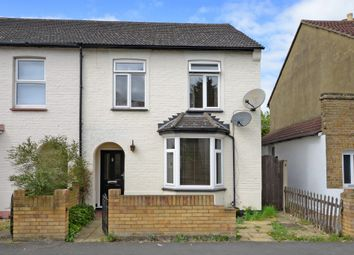 Thumbnail 3 bed semi-detached house for sale in New Road, Staines