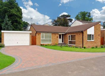 Thumbnail 3 bed detached bungalow for sale in Woodbank, Glen Parva, Leicester