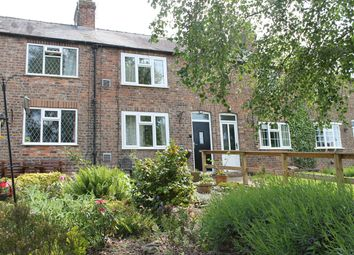 Thumbnail 2 bed terraced house for sale in The Green, Tollerton, York