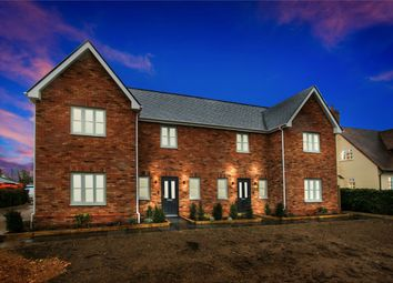 Thumbnail 4 bedroom semi-detached house for sale in Primrose View, Hunsdon Road, Widford, Hertfordshire