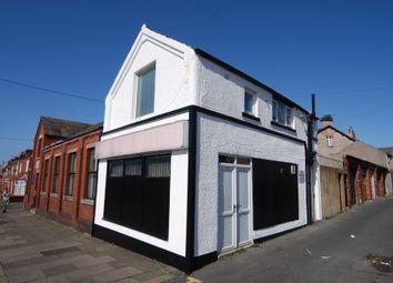 Thumbnail Retail premises for sale in Hibbert Road, Barrow-In-Furness
