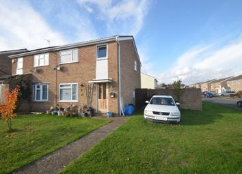 Thumbnail 3 bed semi-detached house for sale in Fairmead Crescent, Rushden