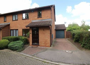Thumbnail 3 bed semi-detached house to rent in Orne Gardens, Bolbeck Park, Milton Keynes