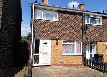 Thumbnail 2 bed end terrace house for sale in Rutland, Shrewsbury, Shropshire