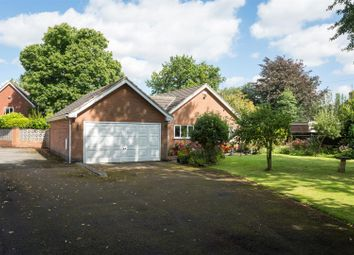 Thumbnail 3 bed detached bungalow for sale in Bitteswell Road, Lutterworth