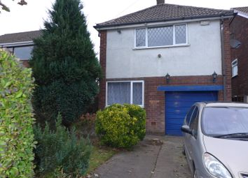 Thumbnail 3 bed detached house for sale in Bury Old Road, Heywood