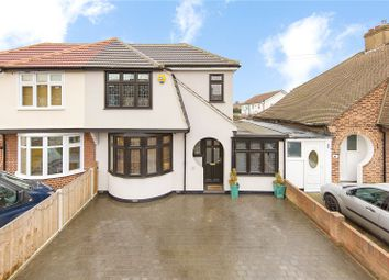 Thumbnail 4 bed semi-detached house for sale in Penerley Road, Rainham
