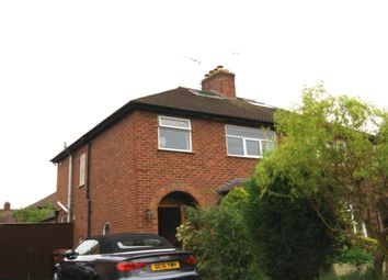 Thumbnail 3 bed semi-detached house to rent in Shrewbridge Road, Nantwich