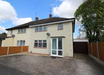 Thumbnail 3 bed semi-detached house for sale in Holloway Road, Alvaston, Derby