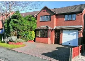 Thumbnail 4 bed detached house for sale in Newlands Lane, Heath Hayes, Cannock, Staffordshire