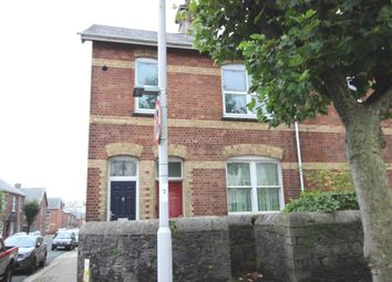 Thumbnail 1 bed maisonette to rent in Laira Bridge Road, Prince Rock