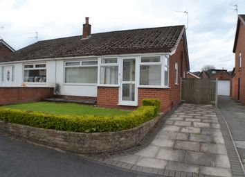 Thumbnail 2 bed semi-detached bungalow for sale in Harrison Drive, Rainford, St Helens