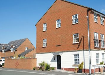 Thumbnail 3 bed semi-detached house for sale in Semi-Detached Town House, Narberth Close, Newport