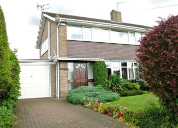 Thumbnail 3 bedroom semi-detached house for sale in Askham Lane, Acomb, York