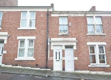 Thumbnail 3 bedroom flat for sale in Colston Street, Benwell, Newcastle Upon Tyne