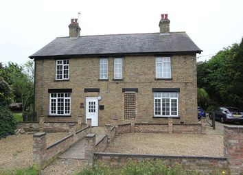 Thumbnail 5 bedroom detached house for sale in Thorney Road, Guyhirn, Wisbech, Cambridgeshire