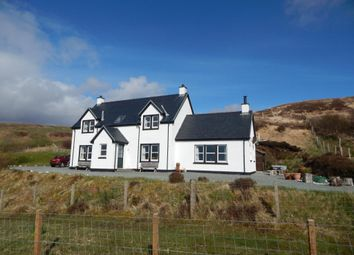 Thumbnail 4 bed detached house for sale in 28 Fiskavaig, Carbost, Isle Of Skye