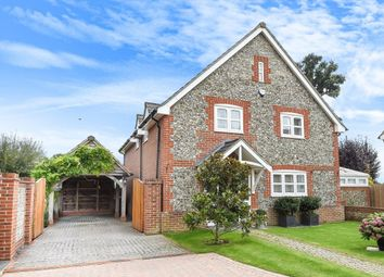 Thumbnail 4 bed detached house for sale in Potters Corner, The Avenue, Hambrook