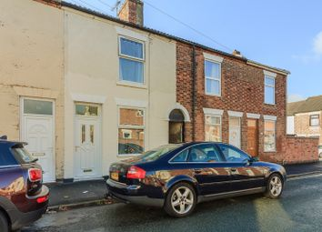 Thumbnail 2 bed terraced house for sale in Victoria Road, Burton-On-Trent
