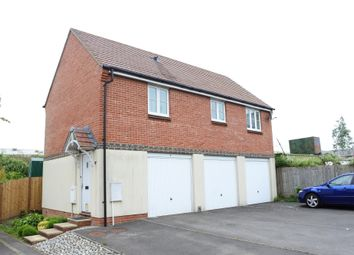 Thumbnail 1 bed link-detached house for sale in Oake Woods, Gillingham