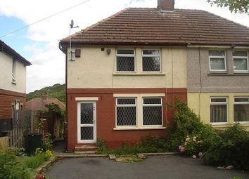 Thumbnail 2 bed semi-detached house to rent in Ravenscliffe Ave, Greengates Bradford