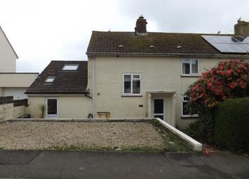 Thumbnail 3 bed end terrace house for sale in Dartmouth, Devon