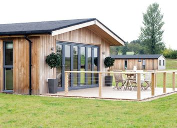 Thumbnail 2 bed lodge for sale in Luxury Lodge, West Tanfield, Near Ripon, North Yorkshire