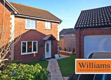 Thumbnail 3 bed semi-detached house for sale in Kenilworth Close, Belmont, Hereford