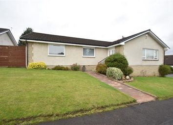Thumbnail 4 bed detached bungalow for sale in Crossdykes, Kirkintilloch