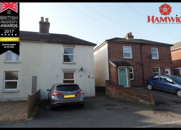 Thumbnail 2 bed semi-detached house for sale in Eling Lane, Southampton