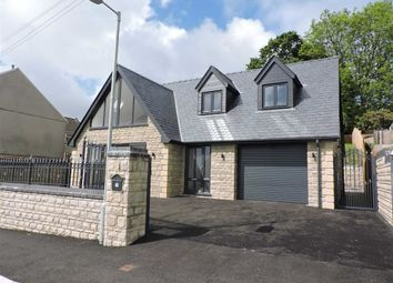 Thumbnail 3 bed detached house for sale in Penlan Terrace, Treboeth, Swansea