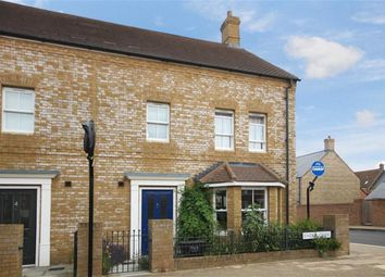 Thumbnail 3 bed end terrace house for sale in Ewden Close, East Wichel, Swindon
