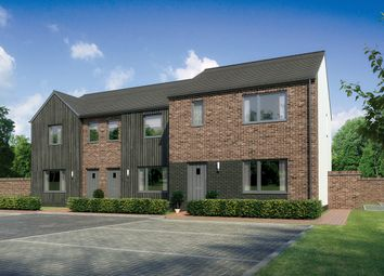 "Thumbnail 3 bed semi-detached house for sale in ""Caplewood"" at Carron Den Road, Stonehaven"