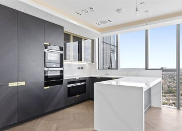 Thumbnail 2 bed flat for sale in City Roads, Carrara Tower, London