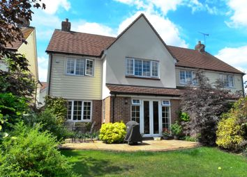 Thumbnail 4 bed property to rent in Old Rectory Drive, Hatfield