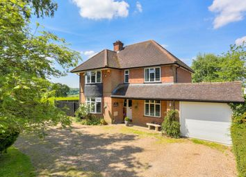Thumbnail 4 bed detached house for sale in Chapel Road, Breachwood Green, Hitchin
