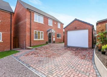 Thumbnail 3 bedroom detached house for sale in Dover Street, Kibworth, Leicester