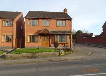 Thumbnail 4 bedroom detached house to rent in Church Hill, Wolvey