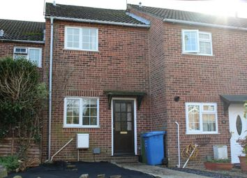 Thumbnail 2 bed terraced house to rent in St. Benedicts Close, Aldershot