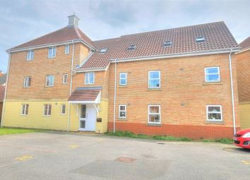 Thumbnail 2 bed flat for sale in Rushton Drive, Lowestoft
