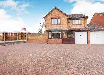 Thumbnail 4 bedroom detached house for sale in Ivy Croft, Pendeford, Wolverhampton