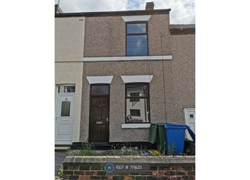 2 bed terraced house to rent in William Street North, Old Whittington, Chesterfield S41