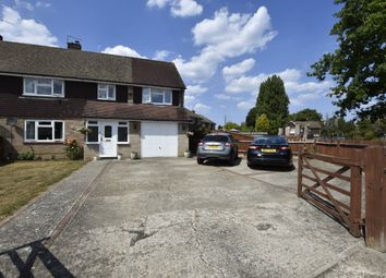 Thumbnail 4 bed semi-detached house for sale in Lee Street, Horley, Surrey